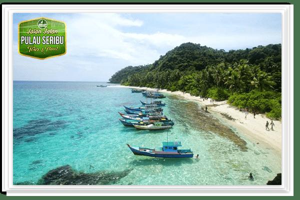travel agent pulau seribu