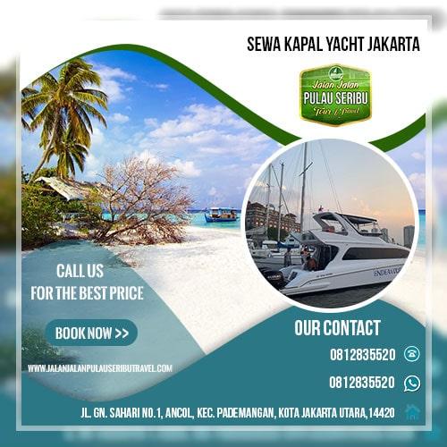 Sewa yacht Jakarta