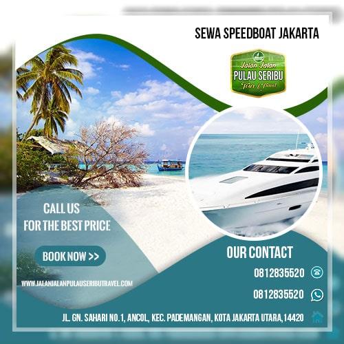 Sewa Speedboat Jakarta